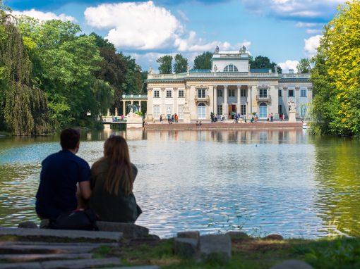 Parque Real de Łazienki