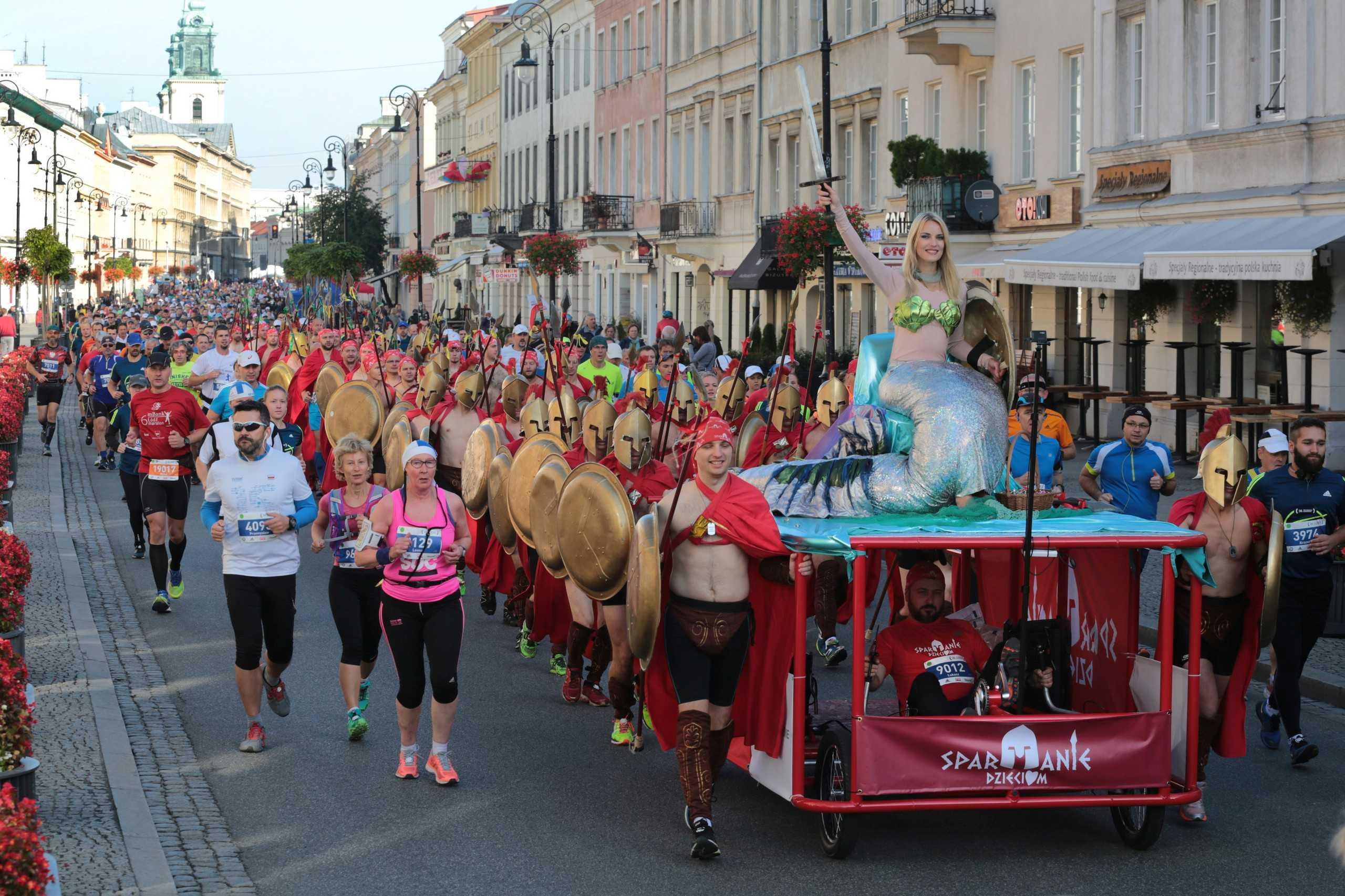 42.PZU Maraton Warszawski