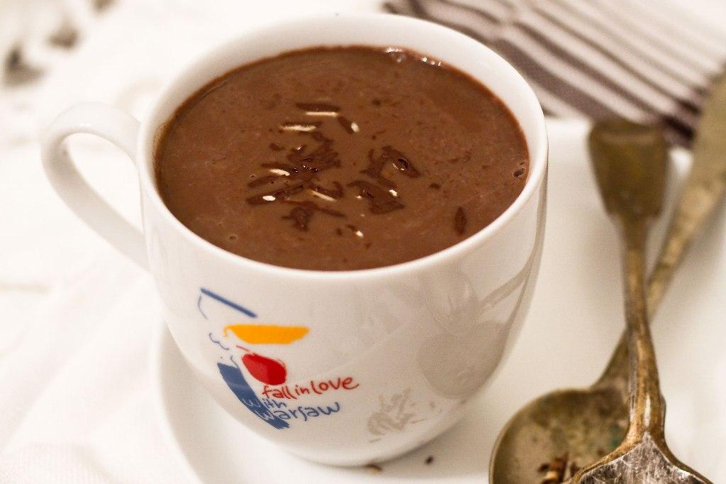 Gorąca czekolada, fot.Ewelina Majdak
