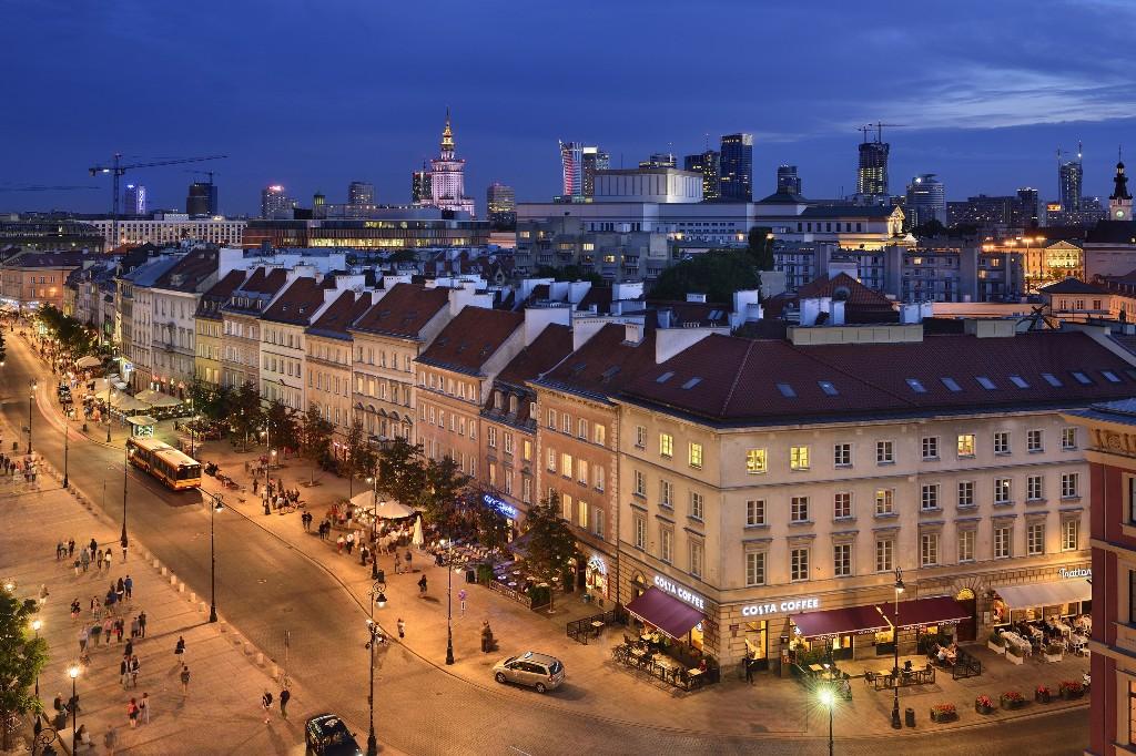 Krakowskie Przedmieście, fot. Waldemar Panów pzstudio.pl