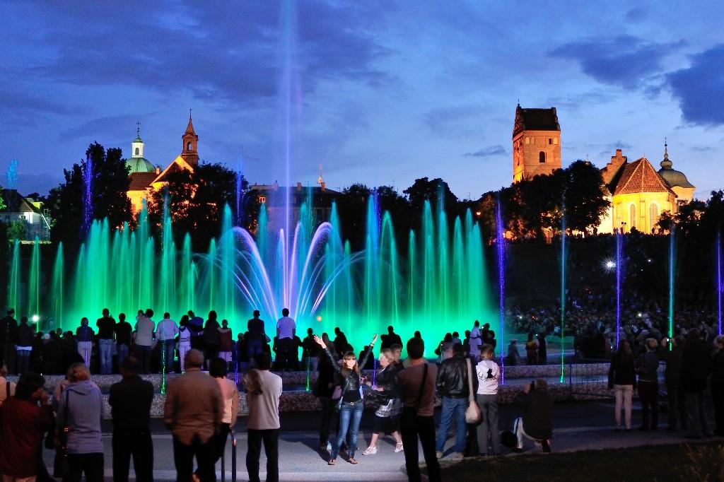 Multimedia Fountain Park, fot. pzstudio.pl