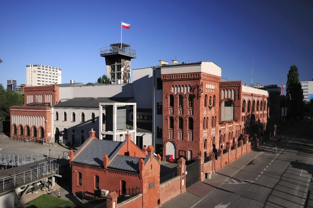 Warsaw Rising Museum, fot. W.Z. Panów, pzstudio.pl