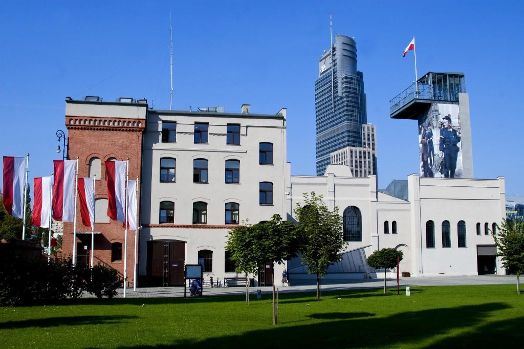 Warsaw Rising Museum, fot. Piotr Wierzbowski