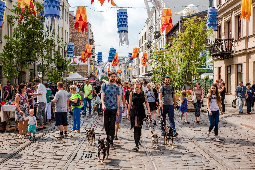 Ząbkowska Street, fot. m.st. Warszawa