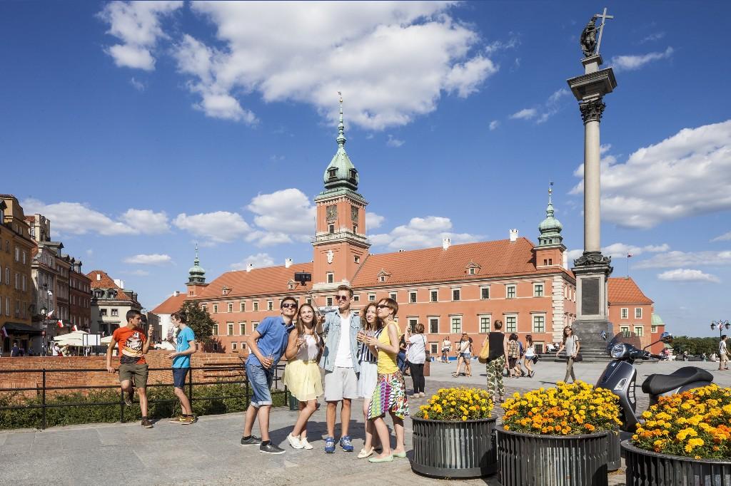 Zamkowy Square, fot. m.st. Warszawa