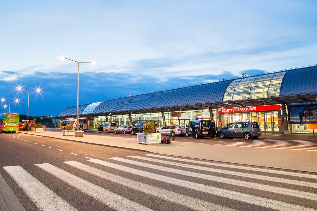 Warsaw Modlin Airport, fot.Warsaw Modlin Airport