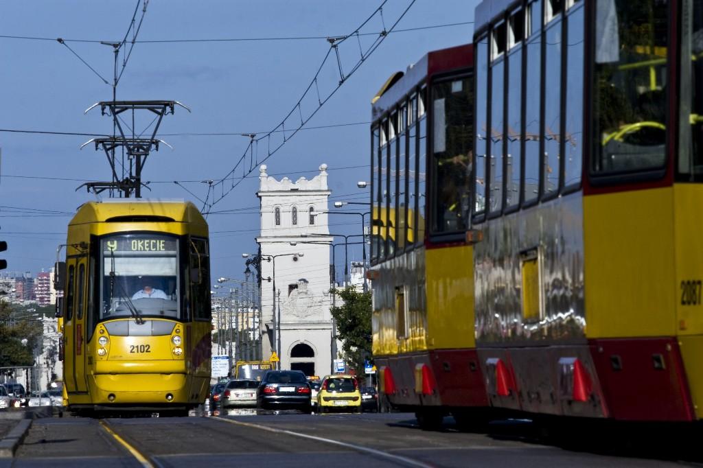 Trams, fot. Piotr Wierzbowski