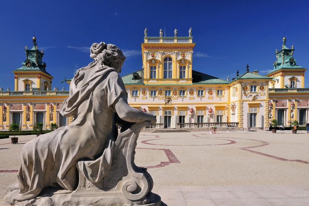 Museum of King Jan III's Palace at Wilanów, fot. Zbigniew Panów pzstudio.pl