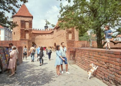 Barbican, fot. m.st. Warszawa