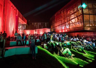Copernicus Science Centre, Przemiany Festival, fot. m.st. Warszawa