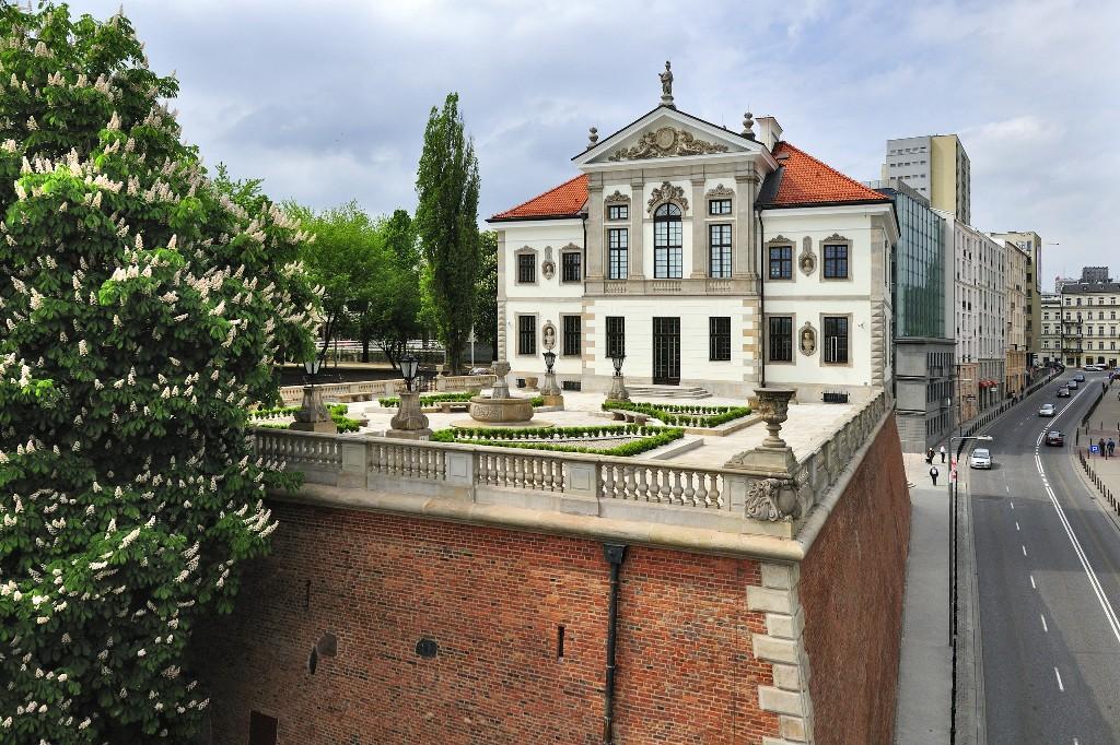Fryderyk Chopin-Museum, fot. Waldemar Panów_pzstudio.pl