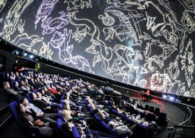 Heavens of Copernicus Planetarium, fot. CNK