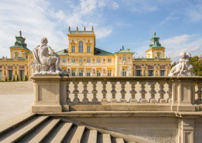 Museum of King Jan III's Palace at Wilanów, fot. Filip Kwiatkowski