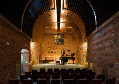 Muzeum Fryderyka Chopina, Sala koncertowa, fot. NIFC