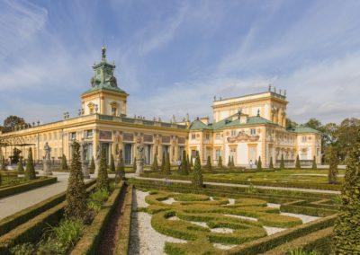 Muzeum Pałacu Króla Jana III w Wilanowie, fot. Filip Kwiatkowski