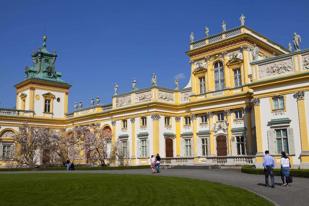 Muzeum Pałacu Króla Jana III wWilanowie_fot. Piotr Wierzbowski