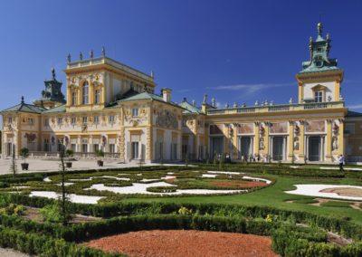 Muzeum Pałacu Króla Jana III w Wilanowie, fot. W.Z. Panow_pzstudio.pl