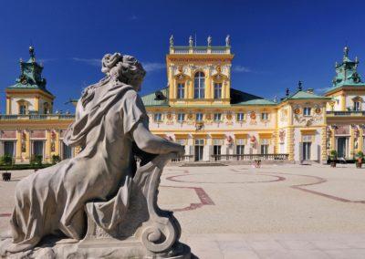Muzeum Pałacu Króla Jana III w Wilanowie, fot. Zbigniew Panow_pzstudio.pl