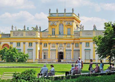Muzeum Pałacu Króla Jana III w Wilanowie, fot. whitelook_Fotolia