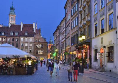 Old Town Market Square, fot. m.st. Warszawa_ PZ Studio_Zbigniew Panów