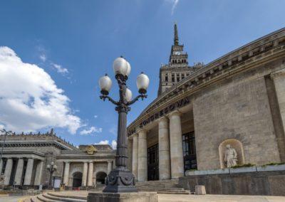 Pałac Kultury i Nauki, fot. Jacek Kadaj_Fotolia