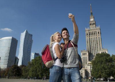 Pałac Kultury i Nauki, fot. m.st. Warszawa