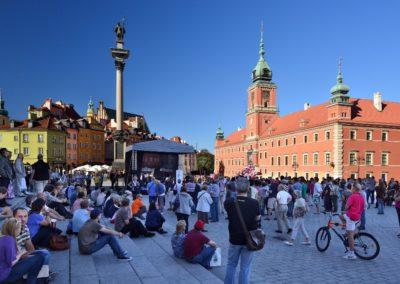 Plac Zamkowy, fot. W.Z. Panow_pzstudio.pl