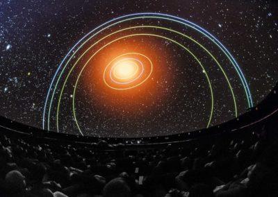 Planetarium Niebo Kopernika, fot. archiwum CNK