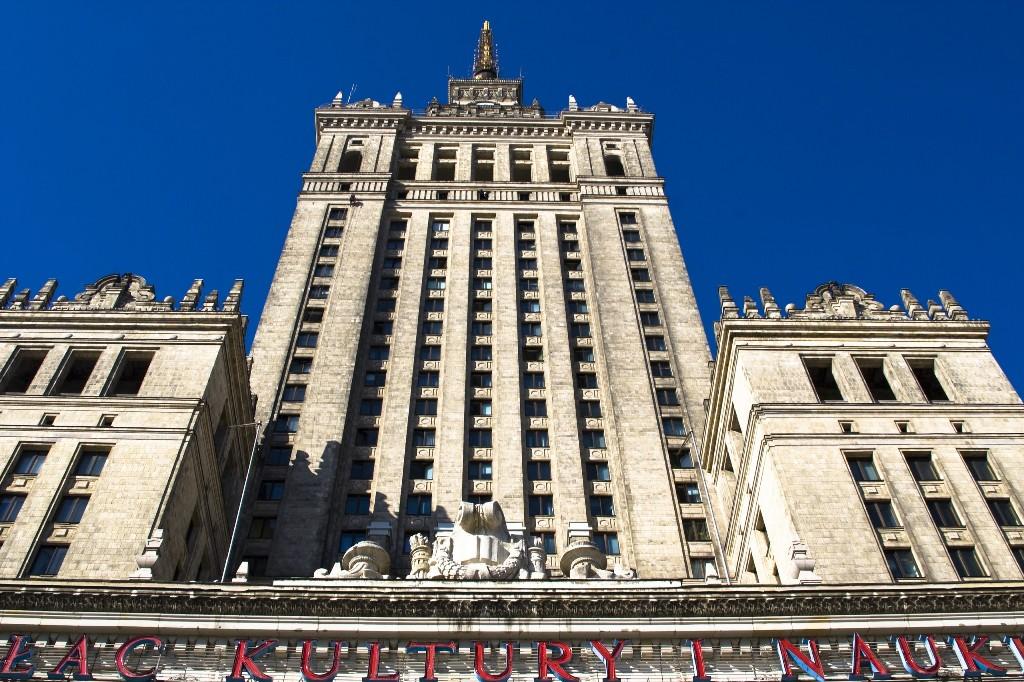 Pałac Kultury i Nauki, fot. Piotr Wierzbowski