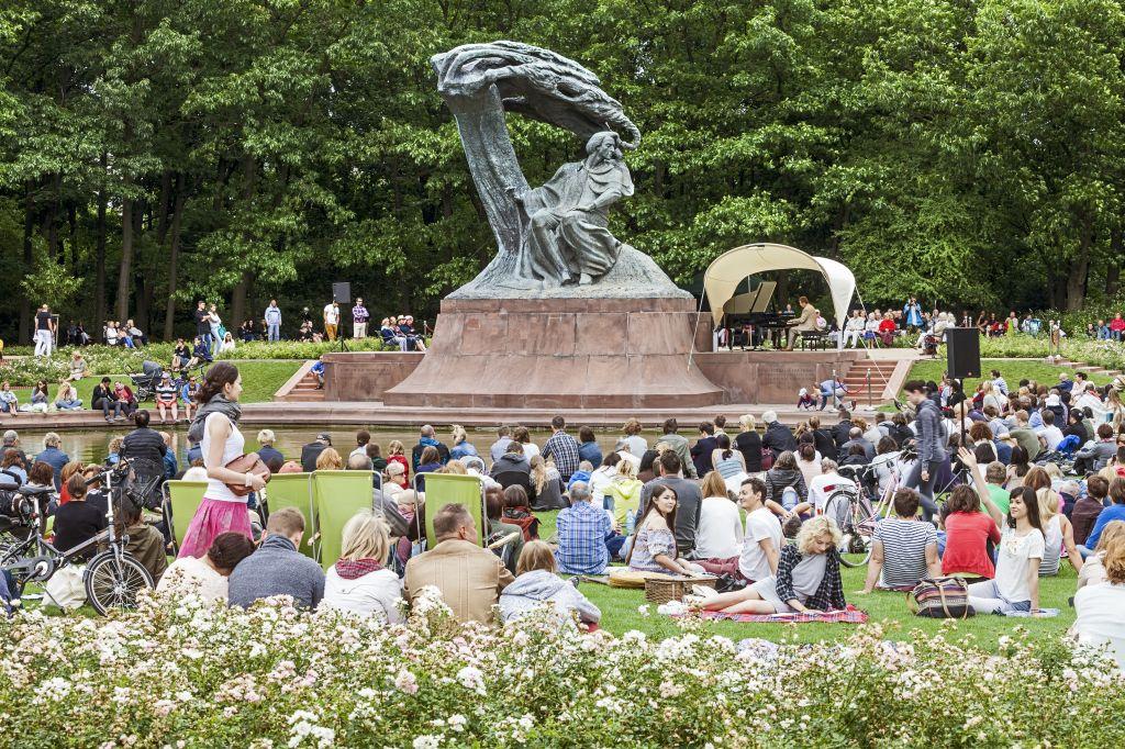 Warszawa Fryderyka Chopina Oficjalny Portal Turystyczny
