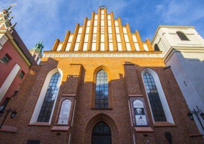 Bazylika Archikatedralna w Warszawie p.w. Męczeństwa św. Jana Chrzciciela, fot. Filip Kwiatkowski