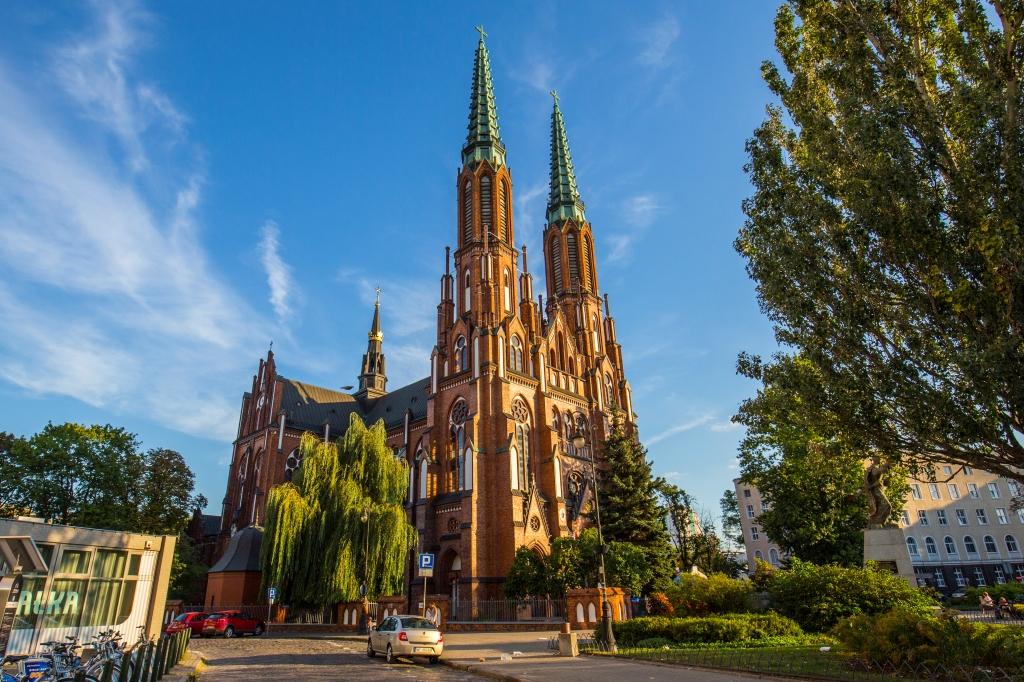 Katedra św. Michała Archanioła i św. Floriana Męczennika, fot. Filip Kwiatkowski