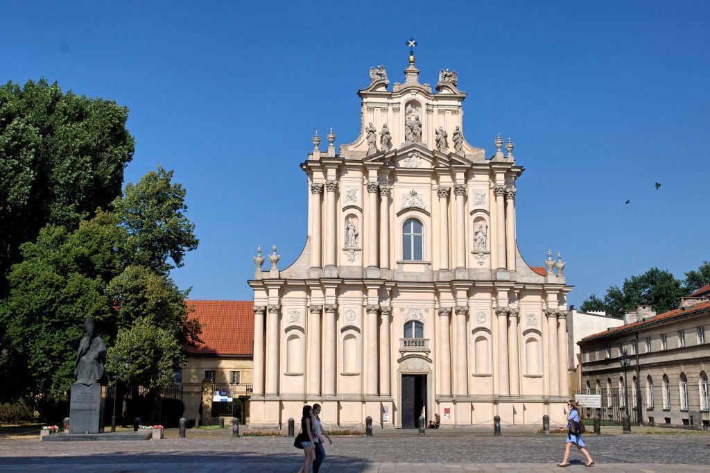 Kościół św. Józefa Oblubieńca Najświętszej Marii Panny, fot. Tomasz Nowak