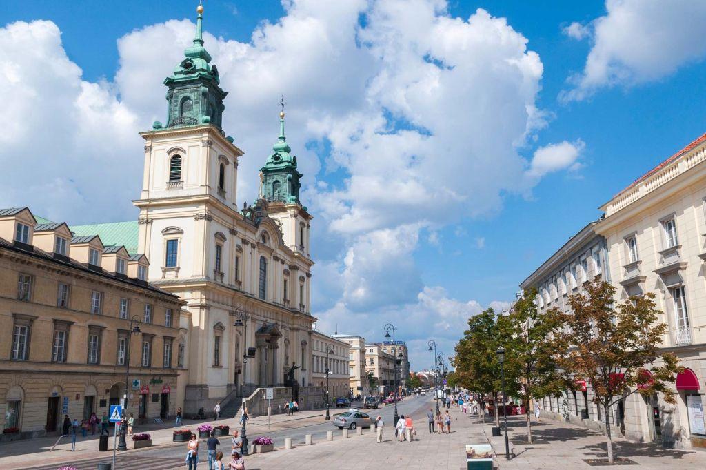 Krakowskie Przedmieście, fot. Tomasz Nowak