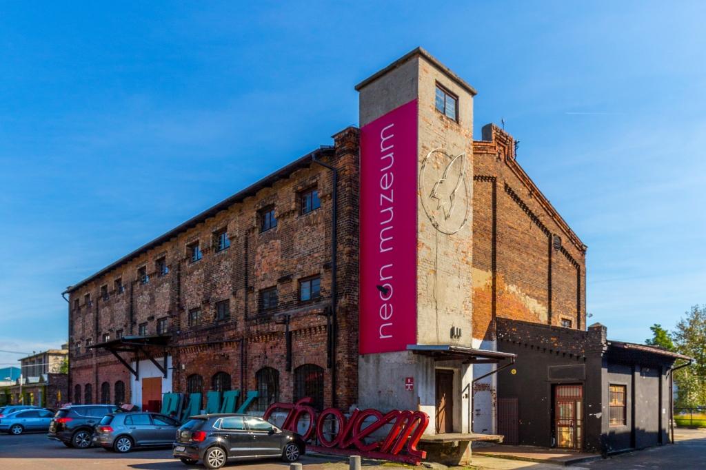 Muzeum Neonów, fot. Filip Kwiatkowski