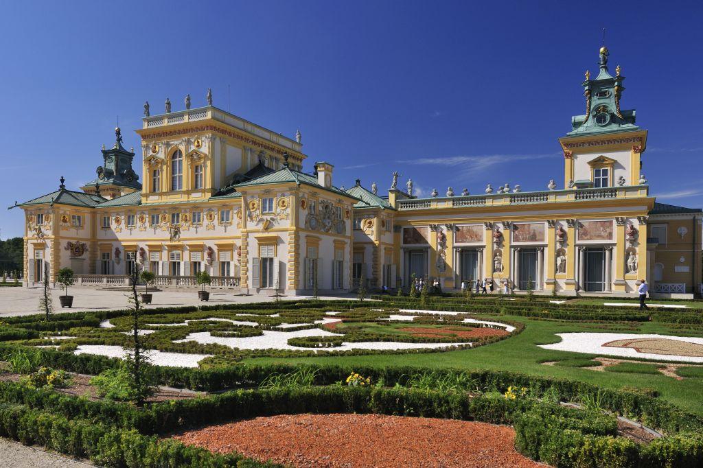 Muzeum Pałacu Króla Jana III w Wilanowie, fot. W.Z. Panów pzstudio.pl