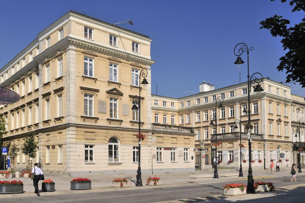 Pałac Czapskich, fot. Zbigniew Panow pzstudio.pl