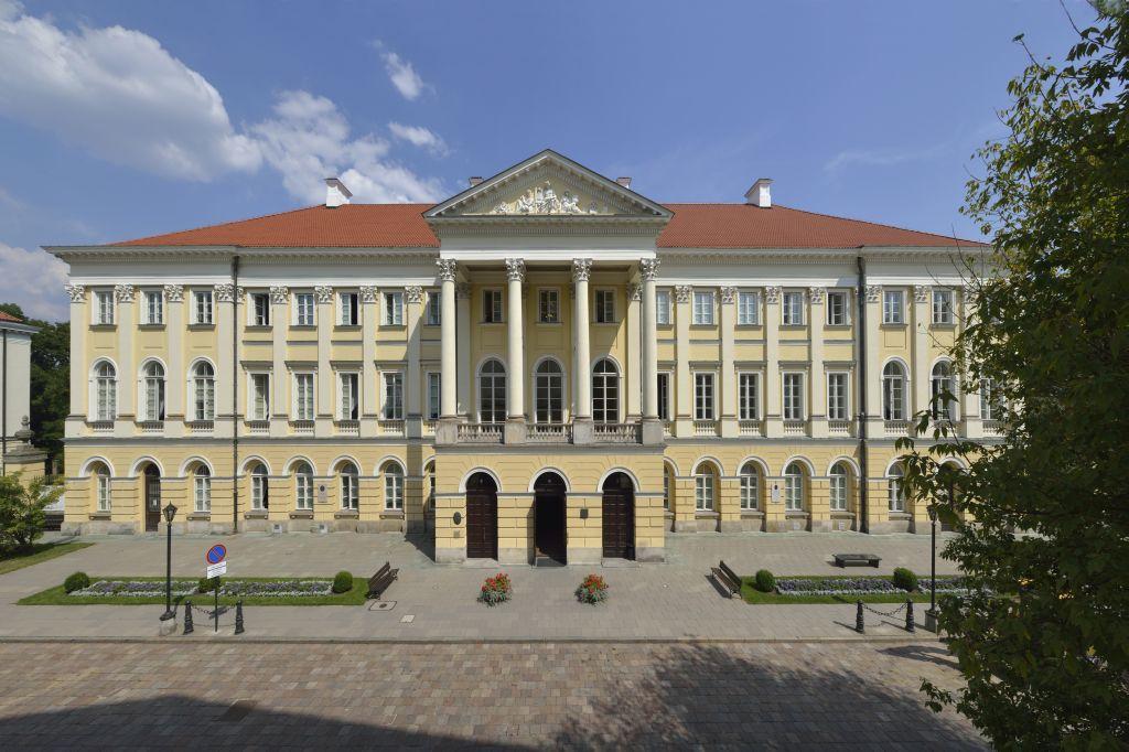 Pałac Kazimierzowski, fot. Waldemar Panow pzstudio.pl