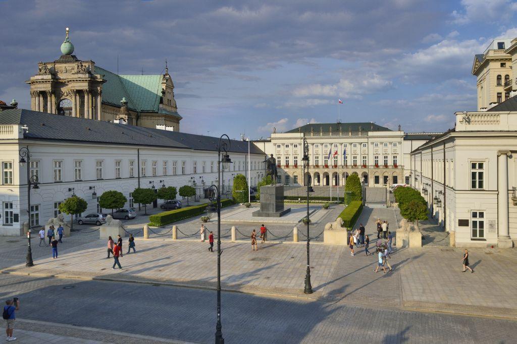 Pałac Prezydencki, fot. Waldemar Panow pzstudio.pl