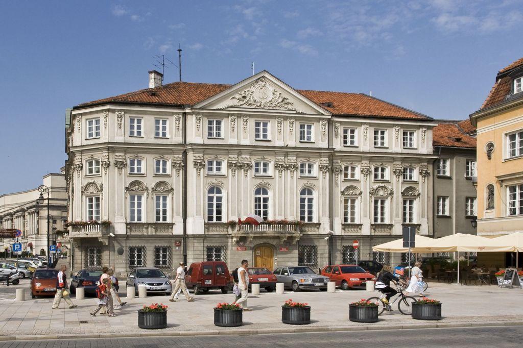 Pałac Wesslów, fot. Wanda Hansen
