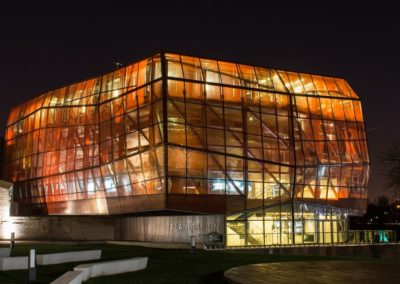 Planetarium Niebo Kopernika, fot. Filip Kwiatkowski