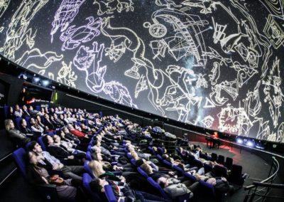 Planetarium Niebo Kopernika, fot. Wojciech Surdziel wosu.pl Archiwum CNK