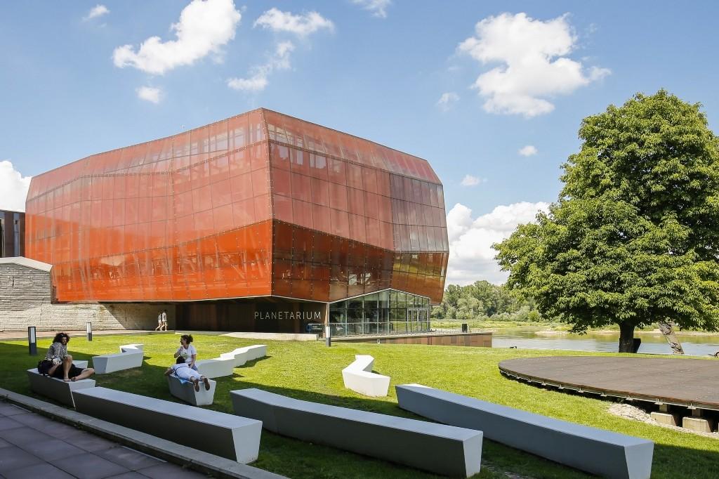 Centrum Nauki Kopernik, fot. Filip Kwiatkowski