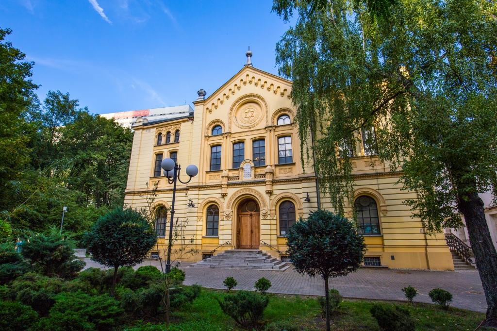 Synagoga Nożyków, fot. Filip Kwiatkowski