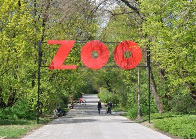 Warszawski Ogród Zoologiczny, fot. Łukasz Kopeć