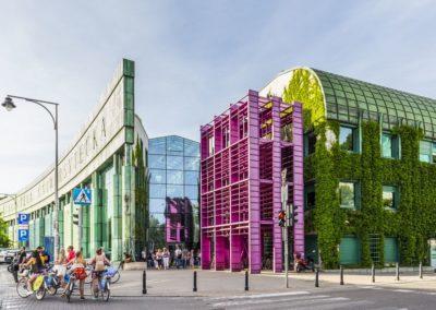 Biblioteka Uniwersytetu Warszawskiego, fot. Filip Kwiatkowski