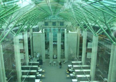 Biblioteka Uniwersytetu Warszawskiego, fot. Karolina Naperty