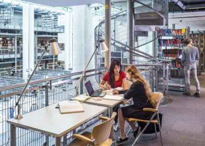 Biblioteka Uniwersytetu Warszawskiego, fot. m.st. Warszawa