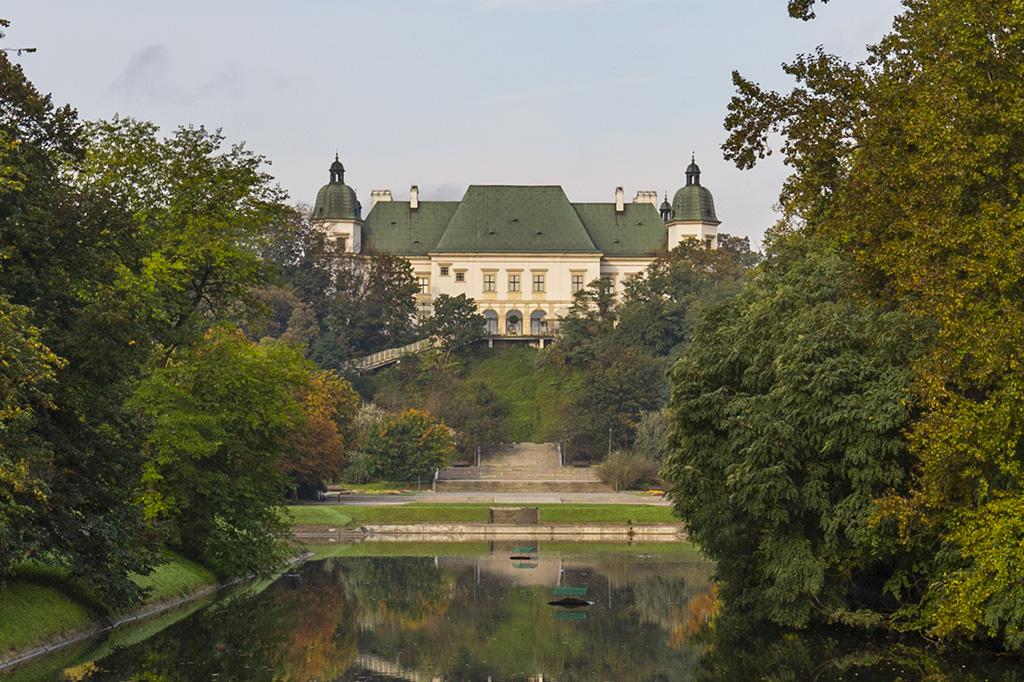 Centrum Sztuki Współczesnej Zamek Ujazdowski, fot.Filip Kwiatkowski