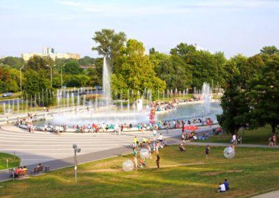 Multimedialny Park Fontann, fot. Tomasz Nowak